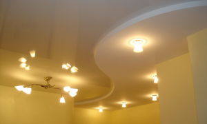 Подвесные потолки из качественного гипсокартона: красота, доступная каждому